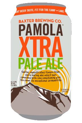 Logo of Baxter Pamola Xtra Pale Ale