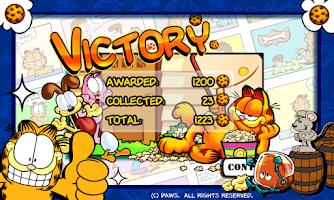 Screenshot of Garfield's Defense