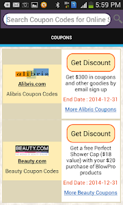Deals365.us coupon codes screenshot 1