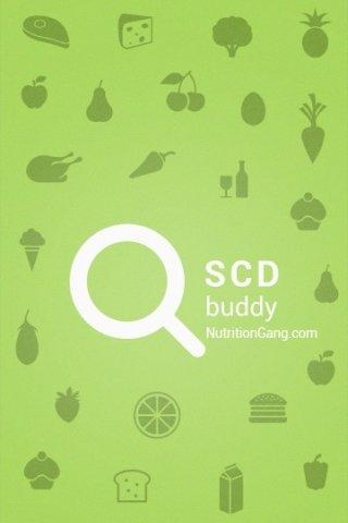 SCD Buddy- screenshot