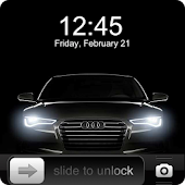 Audi Lock Screen