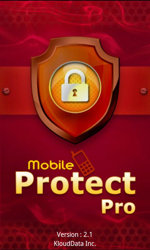 MobileProtect Pro- screenshot