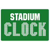 Stadium Clock Widget