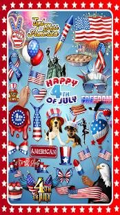 KoolrPix Celebrate AMERICA- screenshot thumbnail