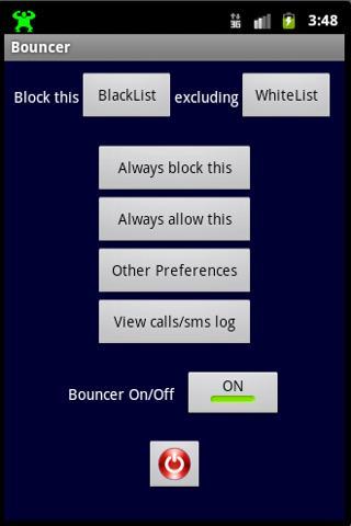 Bouncer Blacklist