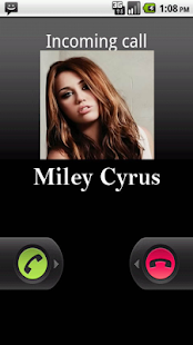 Miley Cyrus Prank Calls - screenshot thumbnail