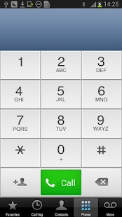 Hi Dialer - screenshot thumbnail