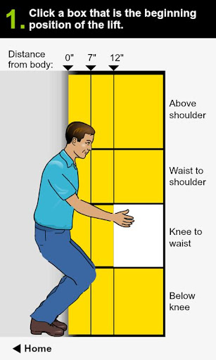 Safe Lifting Calculator