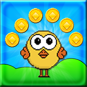 Happy Chick – Platform Game for PC and MAC