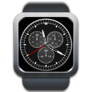 A32 WatchFace for Android Wear- screenshot thumbnail