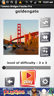 Famous Bridges Puzzles - Free- screenshot thumbnail
