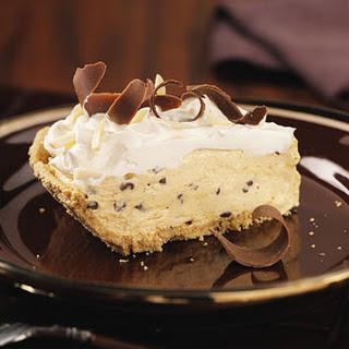 Pumpkin Chip Cream Pie