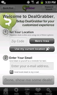 DealGrabber - screenshot thumbnail