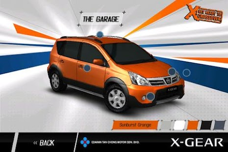 Nissan X-Gear - screenshot thumbnail