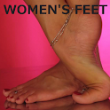 female feet foot fetish