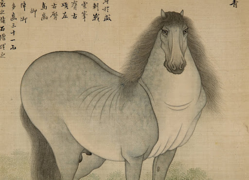 Image result for eight horses of king taejo