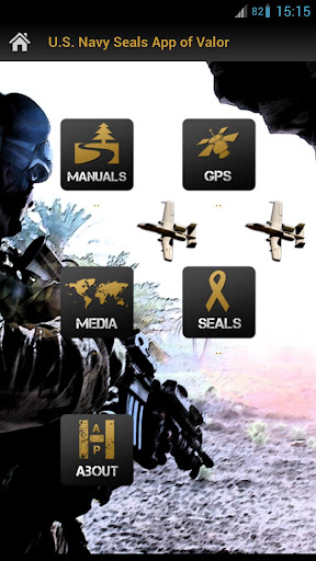 U.S. Navy Seals App of Valor