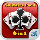 Solitaire Pack 6 in 1