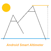 Android Smart Altimeter Promo