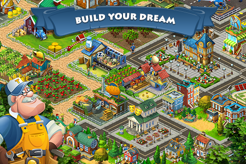 Township - screenshot