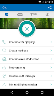 7 Keys to Quit (Sweden)- screenshot thumbnail