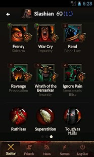 Diablo 3 Mobile Companion - screenshot thumbnail