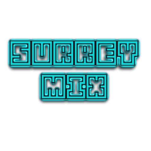 Surrey MIX LOGO-APP點子