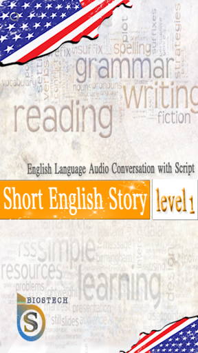 Short English Story Level One