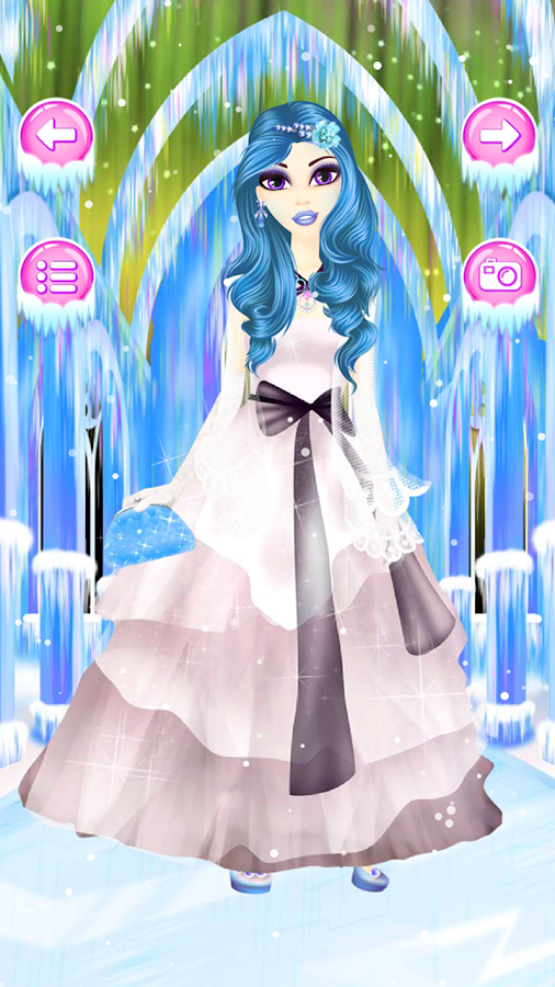 Ice Princess Spa Salon- screenshot