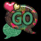 GO SMS THEME/Peacocks4U
