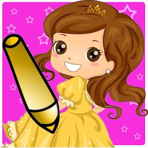 Download Belajar Mewarnai Princess Apk Pc Android