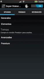 Super Status Bar Screenshot 5