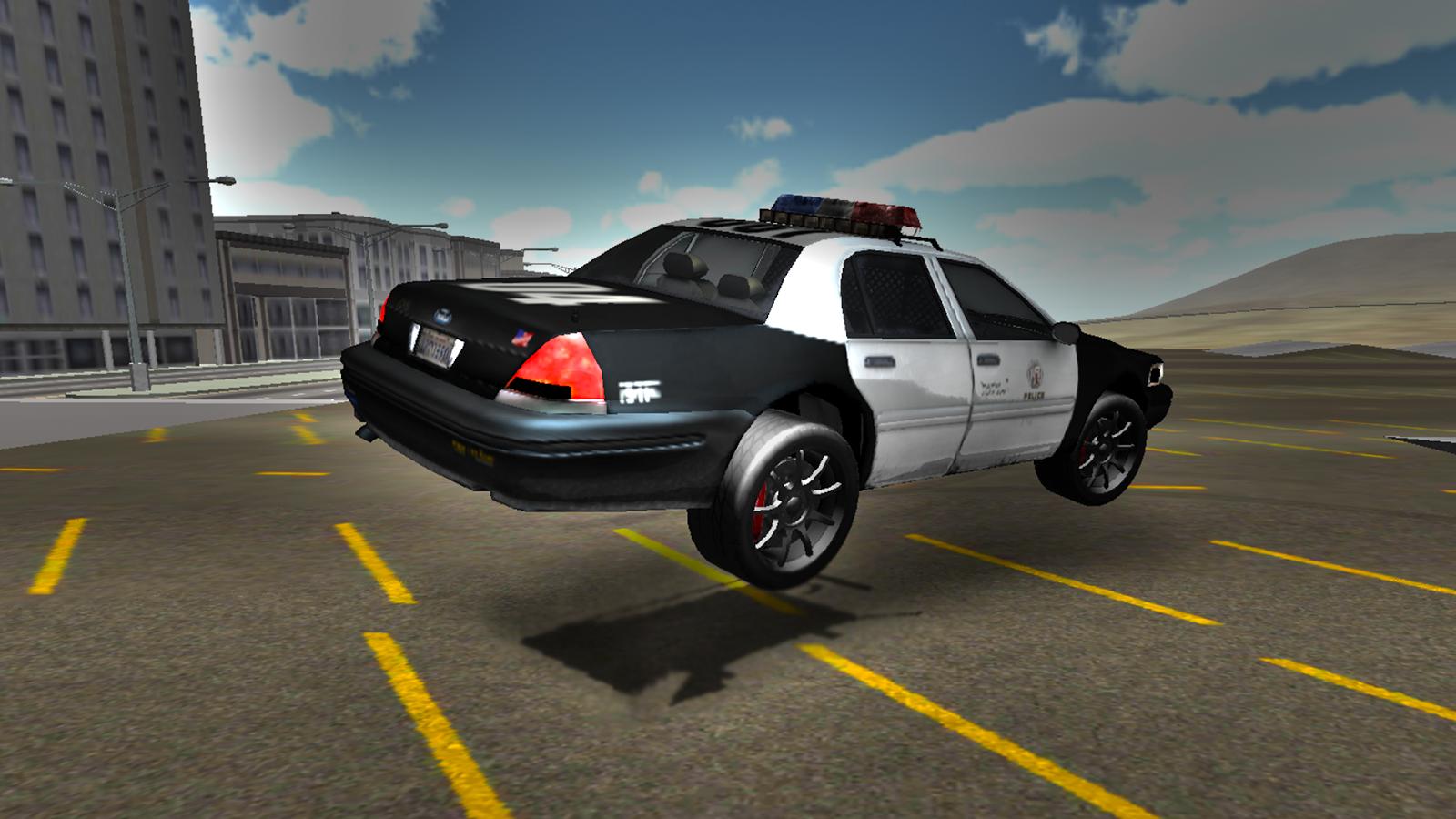 Police-Drift-Car 14