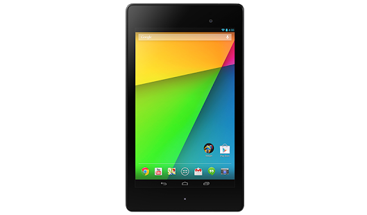 Nexus 7 (32GB, Black, Wi-Fi + Mobile data, Unlocked + T-Mobile SIM) - screenshot thumbnail