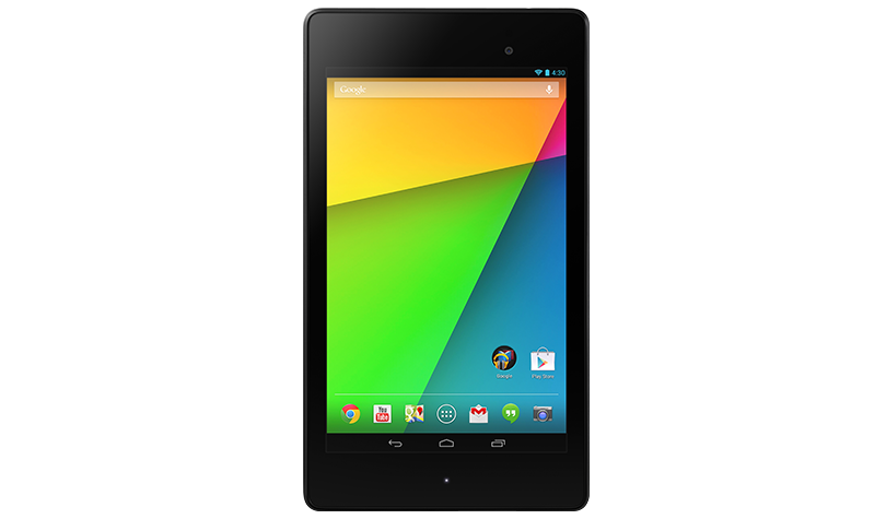 Nexus 7 (32GB, Black, Wi-Fi + Mobile data, unlocked) - screenshot