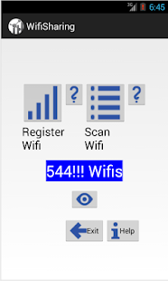 Wifi Share: Find job, people- screenshot thumbnail