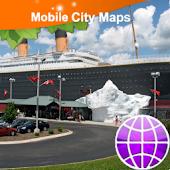 Branson, MO, Street Map