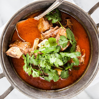 Red Curry Bison Short Ribs with Lime & Coconut