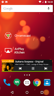 AirAudio - stream your music!- screenshot thumbnail