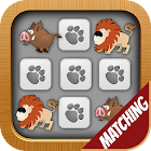Matching Game Wild Animals icon