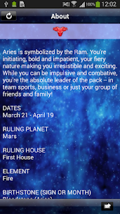 Horoscopes by Astrology.com- screenshot thumbnail