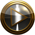 gold platinum poweramp skin icon