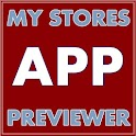 My Stores App Previewer icon
