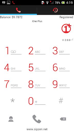 One Plus Dialer