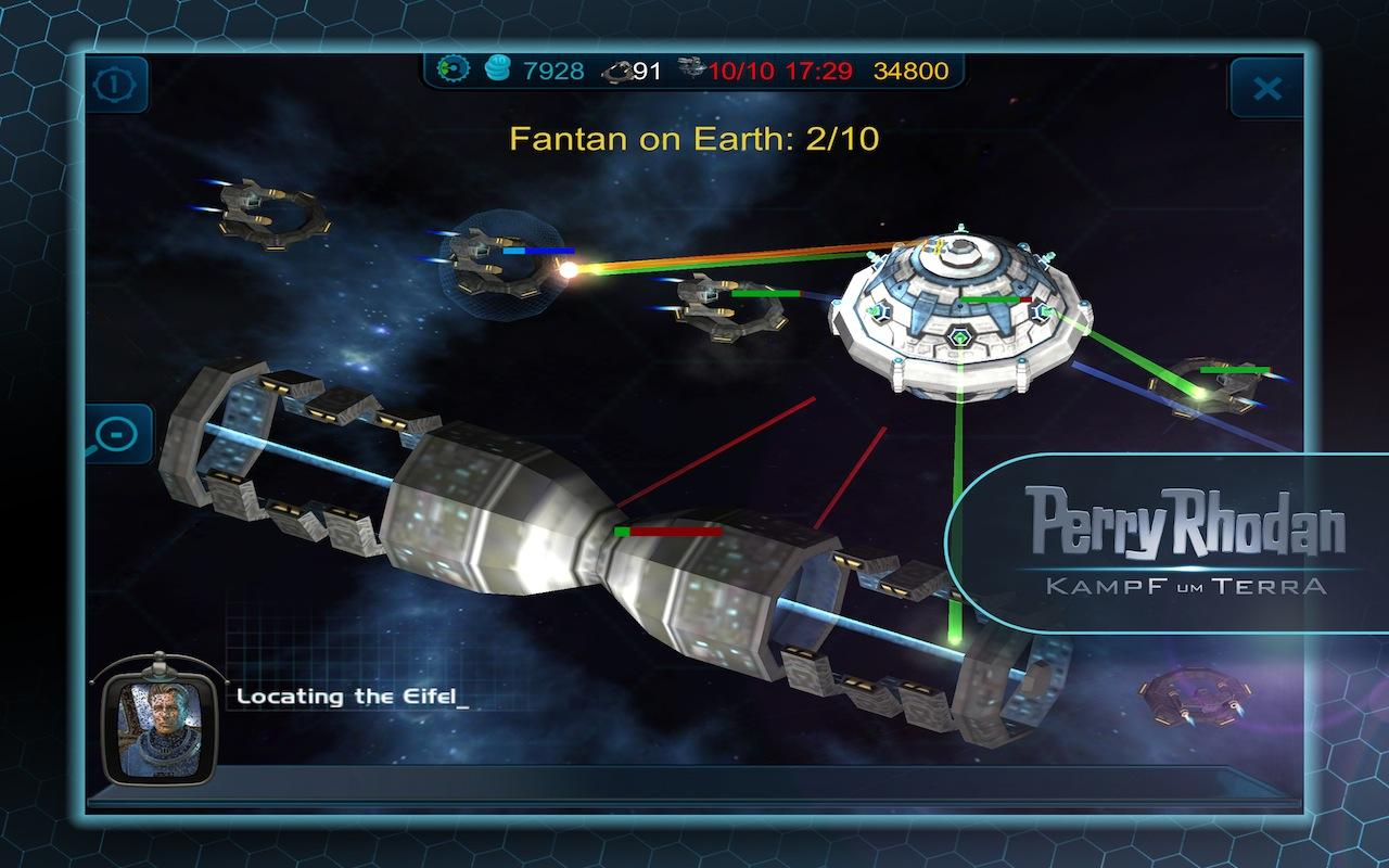 Perry Rhodan: Kampf um Terra - screenshot