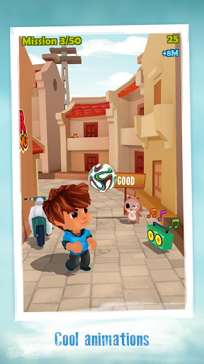 Street Kicker: Super Juggling