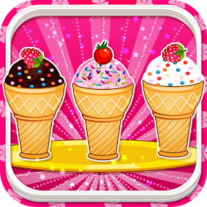 Cooking Ice Cream Cone Cupcake - Android Apps on Google Play