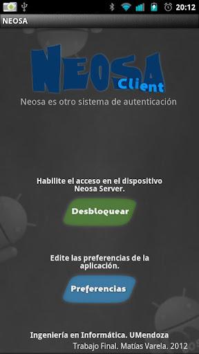 NeosaClient