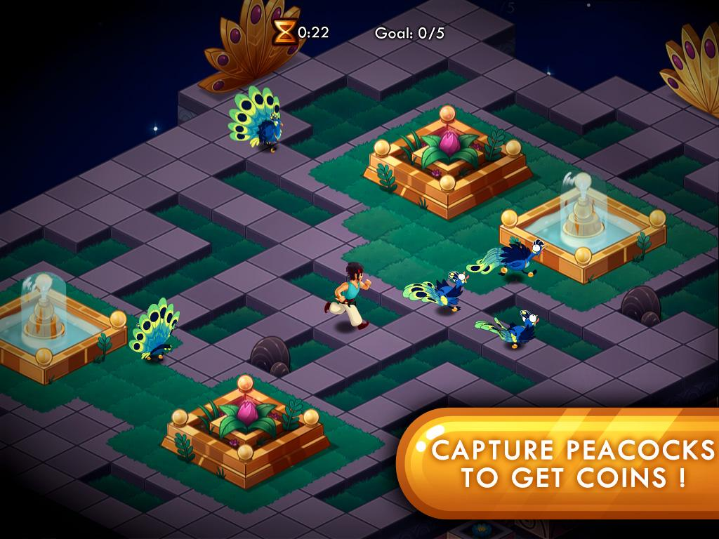Treasure Tower Sprint- screenshot
