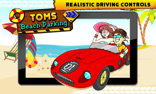 Toms Beach Parking